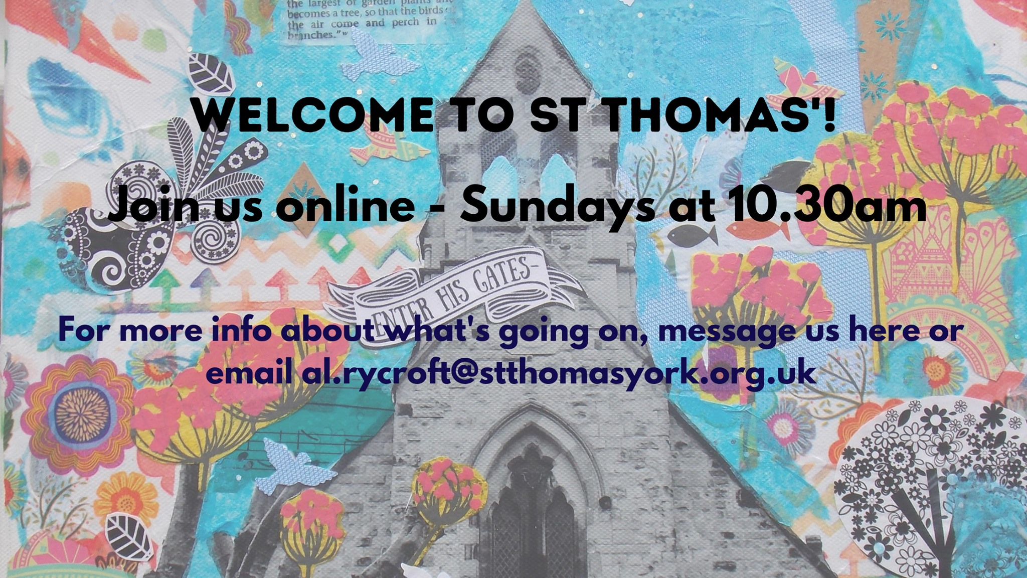 St Thomas banner picture